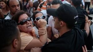 المرأة التونسية واصلت احتجاجاتها لتعزيز حقوقها