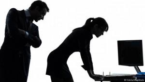 التحرش والعنف الجنسي ضد المرأة