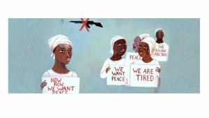 ضرورة تفعيل دور المرأة في العملية السياسية وليس فقط التفاوضية