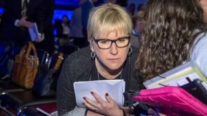 وزيرة الخارجية السويدية مارغوت فالستروم