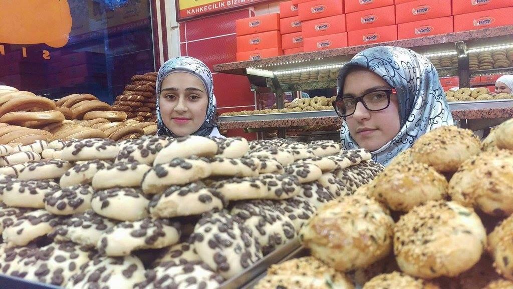 عاملات سوريات في تركيا