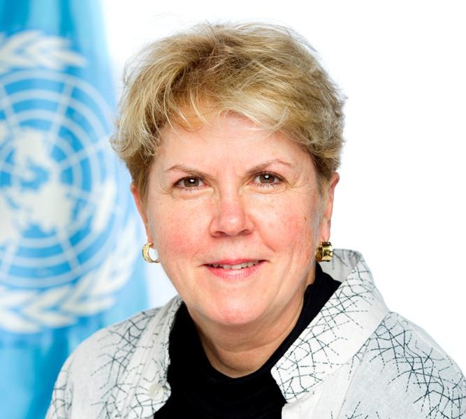 جين هول لوت، المنسقة الخاصة المعنية بتحسين استجابة الأمم المتحدة لأعمال الانتهاكات والاستغلال الجنسي. الصورة: الأمم المتحدة.