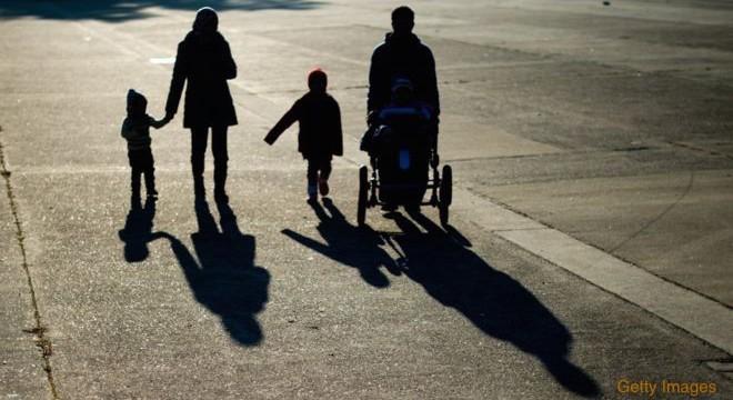 أسرة سورية لاجئة في ألمانيا