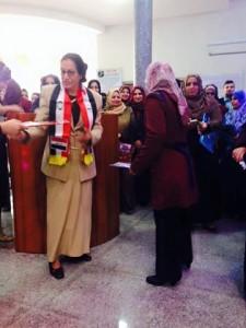 الدكتورة مديحة عبود البيرماني