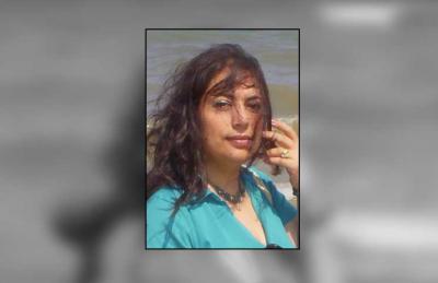 الكاتبة السورية مها حسن (مقيمة في فرنسا)