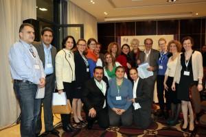 """المشاركات والمشاركين في مؤتمر """"مقاربة جندرية للدستور""""/ EFI-IFE"""