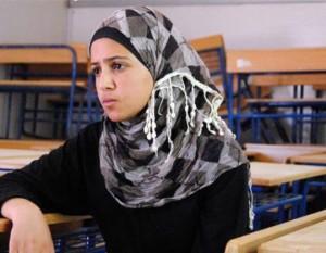 مزون المليحان.. فتاة سورية ضمن قائمة النساء الأكثر إلهاما على مستوى العالم