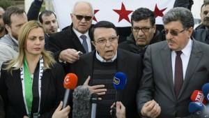 تمثيل المرأة السورية في وفد المعارضة للتفاوض