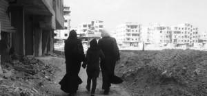 النساء والفضاء العام في سوريا
