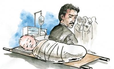 الحكومة الأردنية توافق على توقيع الأم لعملية طفلها دون الأب