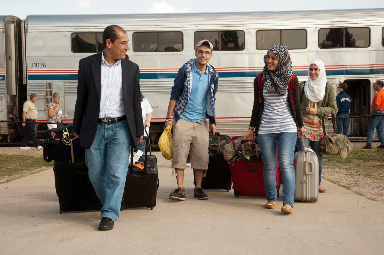 عملية لم شمل عائلة سورية في ألمانية