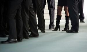 ألمانيا تلزم المؤسسات الكبرى العاملة فيها بتعيين نساء في مناصب إدارية رفيعة/أ ف ب
