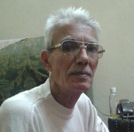 الناشط الحقوقي السوري جديع نوفل