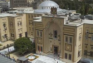 البرلمان السوري - دمشق