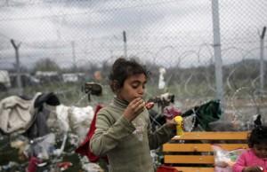 أطفال سوريون في مخيمات اللجوء/القدس العربي