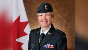 ترقية الكولونيل جيني كاريغنان إلى رتبة جنرال