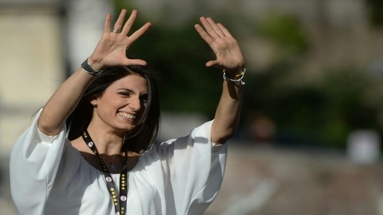 فيرجينيا رادغي أول رئيسة بلدية لمدينة روما