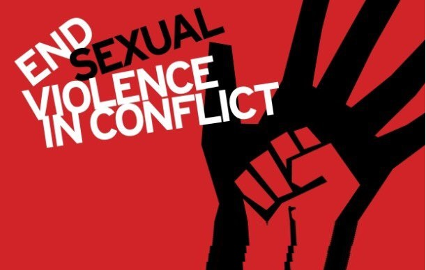 اليوم الدولي للقضاء على العنف الجنسي في حالات النزاع