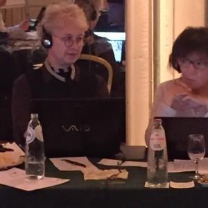 بوريانا جونسون - المديرة التنفيذية للمبادرة النسوية الأورومتوسطية