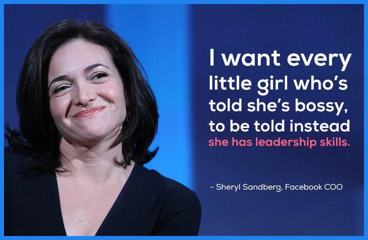 """الرئيسة التنفيذية للعمليات في شركة """"فيسبوك"""" شيريل سيندبرغ"""