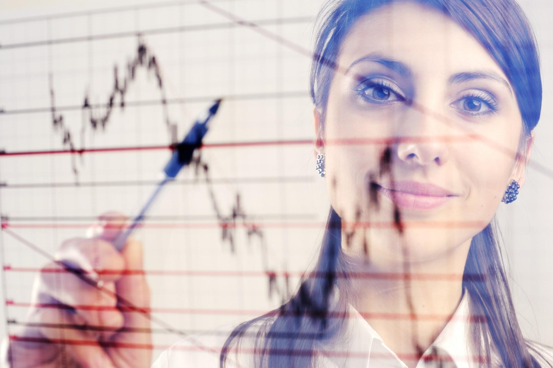 الاستثمارات النسائية في العالم في ازدياد