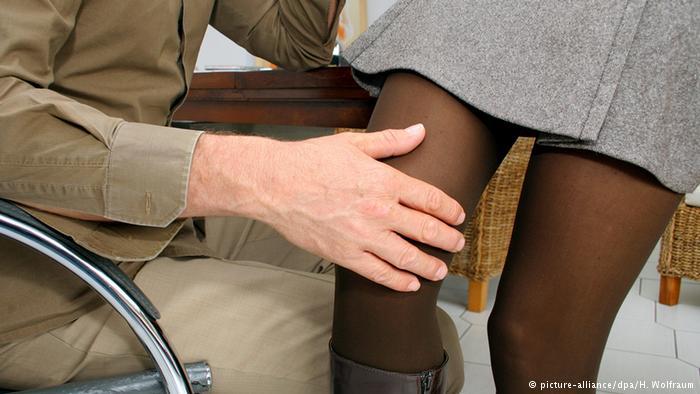 التحرش الجنسي في ألمانيا/ د ب أ