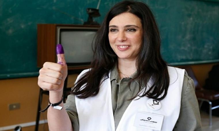 مشاركة النساء في الإنتخابات البلدية اللبنانية 2016