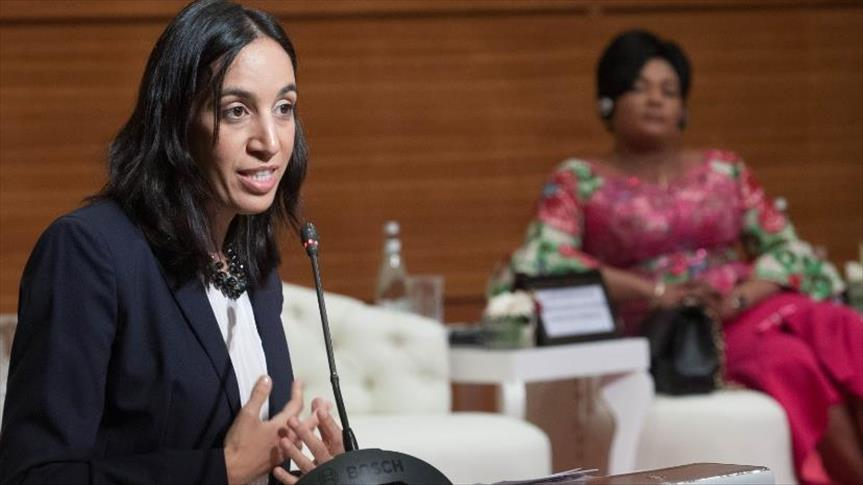 """""""ناهلا فالجي"""" نائبة رئيس قسم السلام والأمن بهيئة الأمم المتحدة للمرأة"""