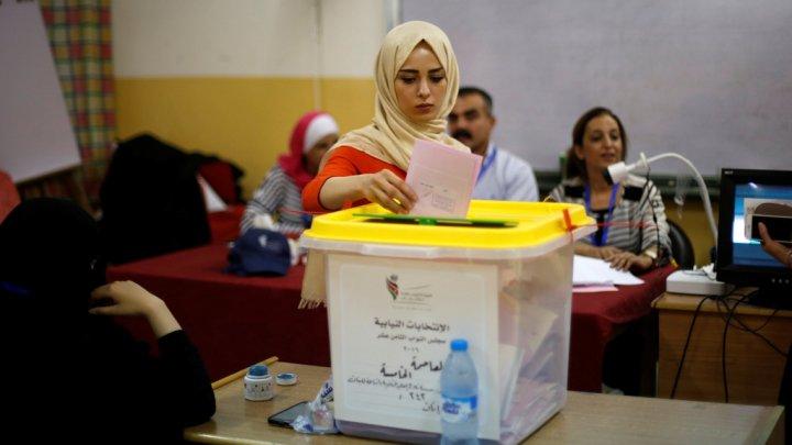 الانتخابات النيابية في الأردن 2016