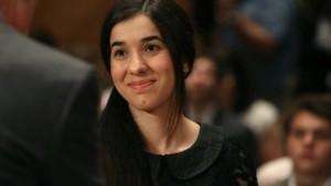 ناديا مراد باسي طه، الإيزيدية البالغة من العمر 23 عاما - أ ف ب