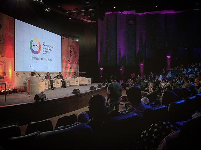 """مؤتمر دور المرأة الاقتصادي """"WEP16"""" في عمان"""