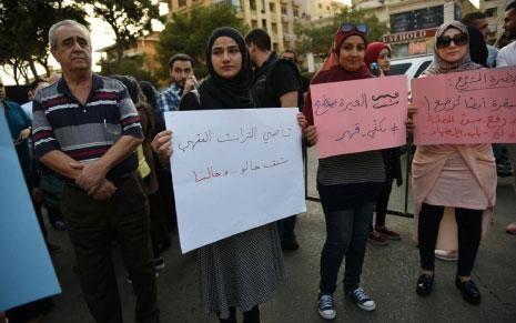 نشاطات لدعم مشروع رفع سن الحضانة في لبنان