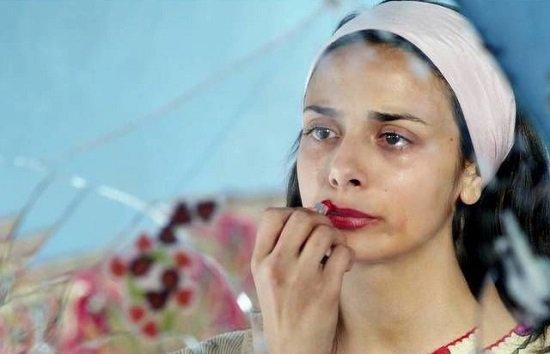 مشهد من الفيلم السورى حرائق