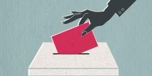 مشاركة المرأة في الانتخاب