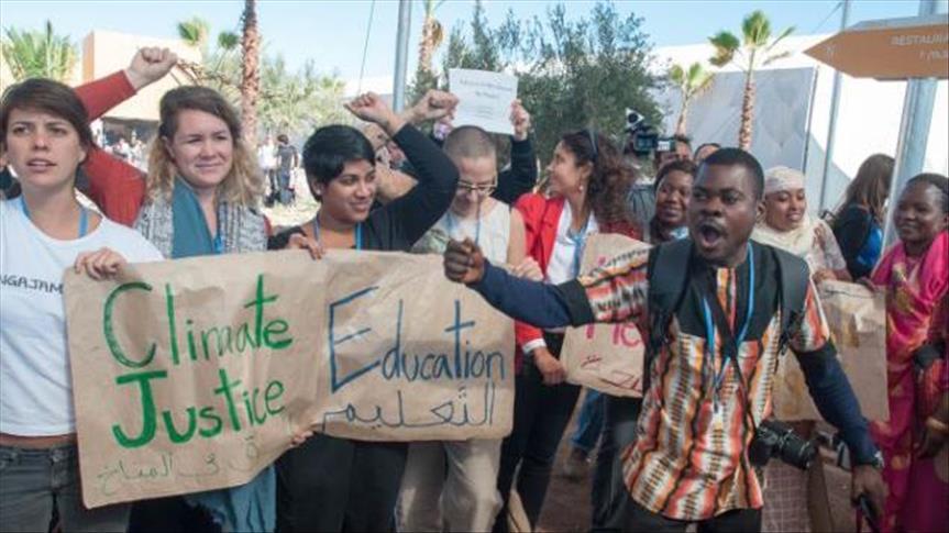 حقوقيات يتظاهرن في المغرب