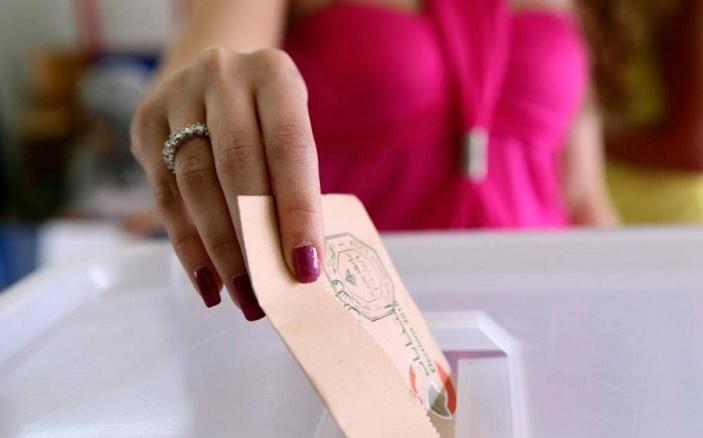 المرأة والانتخابات في البلدان العربية