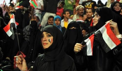 المرأة اليمنية