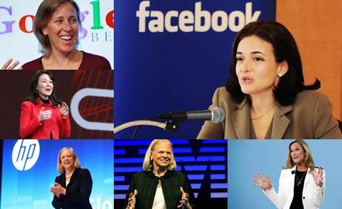 أكثر النساء تأثيراً في التكنولوجيا في 2016