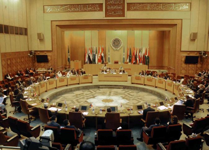 من اجتماعات جامعة الدول العربية