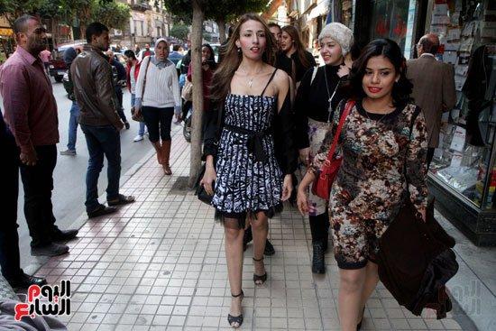 مسيرة لمواجهة التحرش في مصر