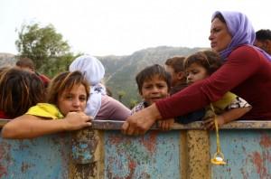 المرأة سلاح حرب والخاسر الأكبر في الصراعات-السيدة