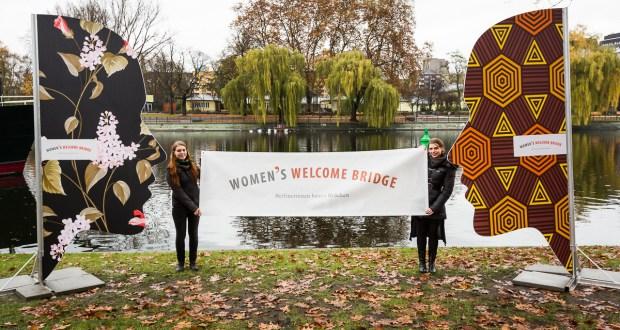 جسر الترحيب بالنساء