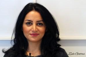 حلا قوطرش، صحافية سورية في ألمانيا