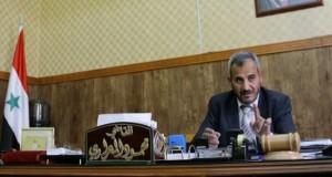 القاضي الشرعي الأول بدمشق الدكتور محمود معرواي