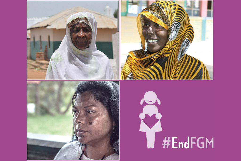 اليوم العالمي للقضاء على ختان الإناث