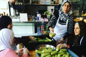 نادي العشاء السوري
