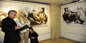 معرض فني جماعي في صالة السيد/دمشق