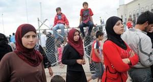 لاجئات سوريات في الأردن