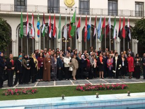 ائتلاف البرلمانيات العربيات لمناهضة العنف ضد المرأة