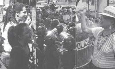 تظاهرات نسوية/ أرشيف